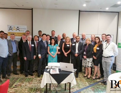 Collaborate and Flourish – BBG Parramatta Chapter in alliance with BGES.co